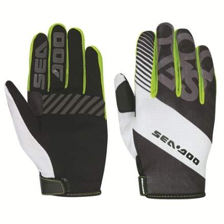 Attitude handschoenen, ideaal voor windsurf, kitesurf, wakeboard, water-motorfiets met spandex-versterkingen, geasticiseerd weefsel, Dita Palmate