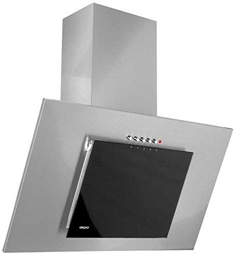 AKPO Nero Eco Inox 60cm Kamin Dunstabzugshaube Küche Abluftventilator