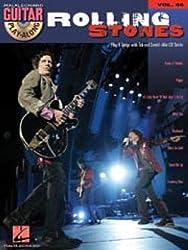 Rolling Stones: Guitar Play-along Vol.66