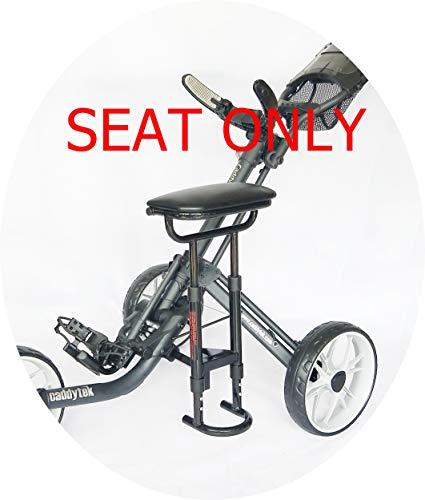 Caddytek Removable Seat CaddyLite EZ - Seat Only, Black