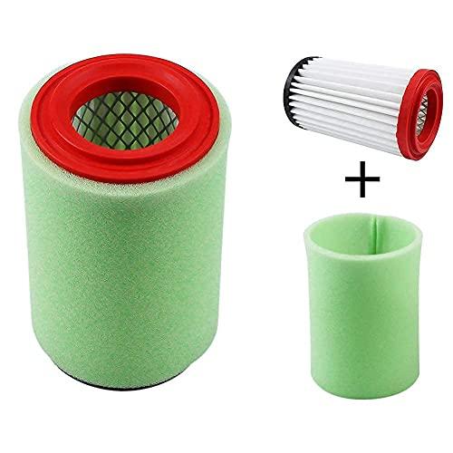 yamaha big bear 400 air filter - 9