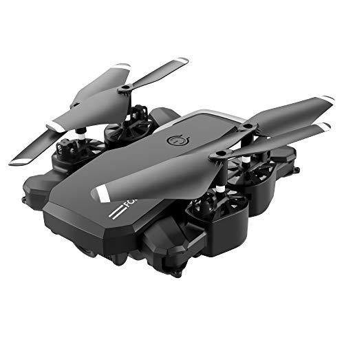 Starry sky Drone, 4K HD real-time camera GPS drone, met GPS automatisch terug naar huis, pneumatische lichtstroom hoogte houden en volgen modus, vier assen