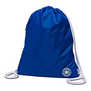 41RERbDvkAL. SS300  - Converse Unisex Gym Bag bolsa de deporte Chinch Soar Blue Azul