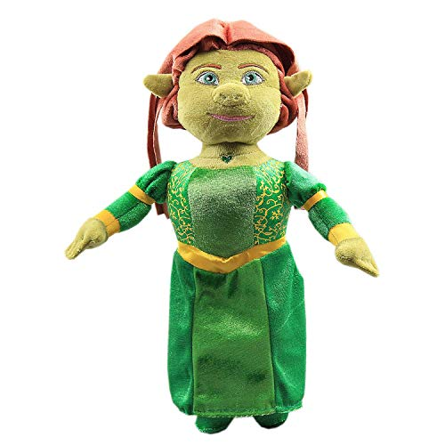 uiuoutoy Shrek Princess Fiona Plush 13'' Ogress