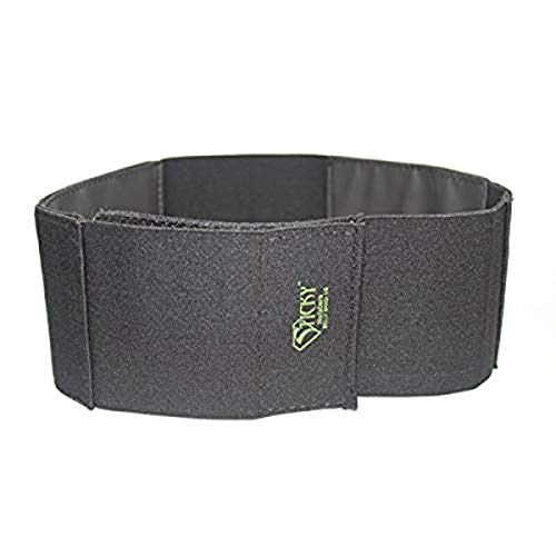 STICKY HOLSTERS Belly Band – Large (Black)