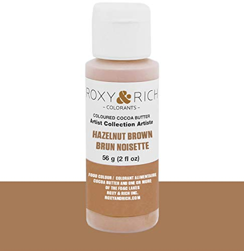 Cocoa Butter, Sunset Orange 2 Ounces by Roxy & Rich