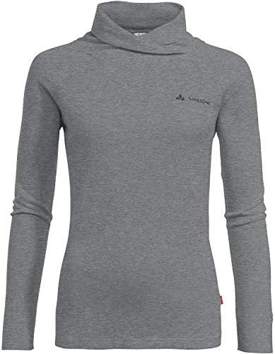 VAUDE Damen Altiplano Longsleeve T-Shirt, Iron, 46