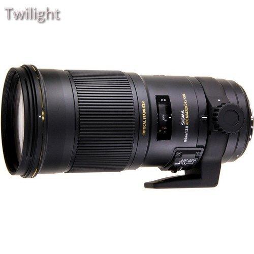 Sigma 180mm f/2.8 APO Macro EX DG OS HSM Lens (for Sony)