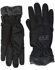 Jack Wolfskin Dames Stormlock Highloft Glove Women winddichte softshellhandschoenen