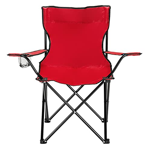 Camping Chairs for Adults Folding Patio and Lawn Chairs Heavy Duty Ergonomic Lounge Chair Compact Ultralight Backpacking Chairs Weight 3.5bs Supports 220lbs Carry Bag Included