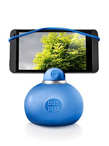 Ballpod Stativ mit SmartFix Set blau