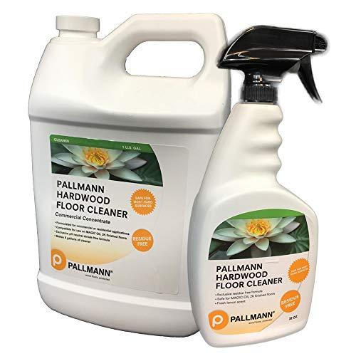 Pallmann Pallman Hardwood Floor Cleaner 1gl...