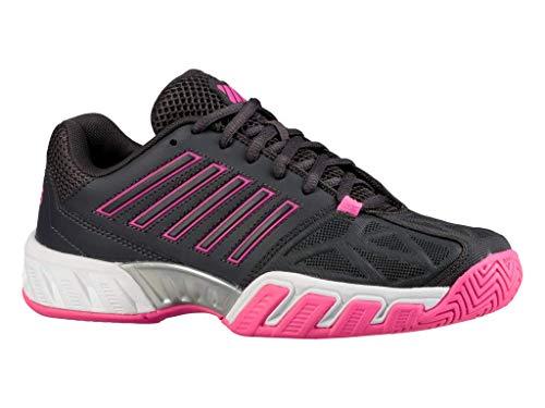 K-Swiss Performance Bigshot Light 3 damskie buty tenisowe, białe (magnes/różowy/biały 43), biały - Weiß Magnet Pink White 43-38 EU