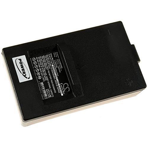 Powery Batería para Mando de grúa Hiab Dulevo 5000 Combi