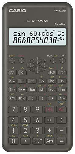 Casio FX-82MS-2 Taschenrechner Bild