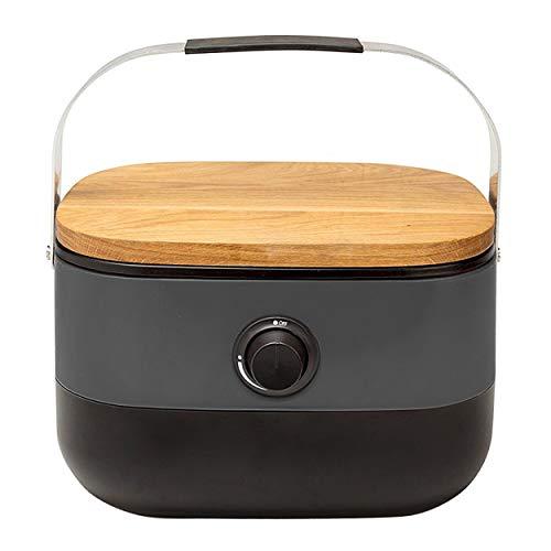 Calor MiniBBQG Mini-BBQ Gasgrill Grau