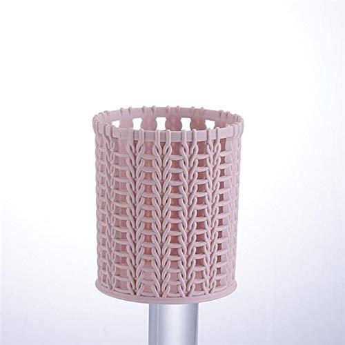 ZHAS Boîte de Rangement pour cosmétiques Boîte de Rangement pour stylos cylindriques Boîte de Rangement pour Le Bureau à Domicile Maquillage en Plastique Brosse