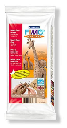 STAEDTLER 8150 FIMOair natural Modelliermasse , lufthärtend, 350g, Sandstein