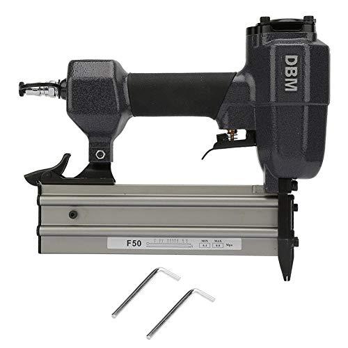 Grapadora neumática clavos F50 Carpintería Grapadora