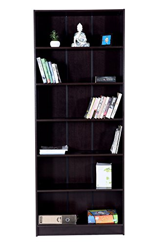 DeckUp Engineered Wood; Particle Board Shelf,Matte;Laminated Finish,Set Of 1,Dark Wenge