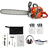 Most Affordable 20 Inch Gas Chainsaw