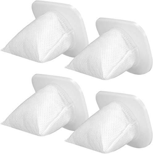 Holife 4er-Set Ersatzfilter Filterset Staubsack Filter HM036B Nass & Trocken Handstaubsauger