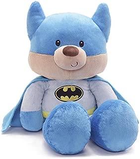 GUND Jumbo Fuzzy Blue Batman Plush Stuffed Bear 25