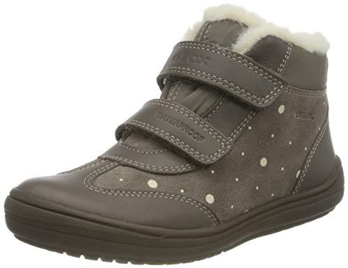 Geox J HADRIEL Girl WPF B, Rain Shoe, Smoke Grey, 31 EU