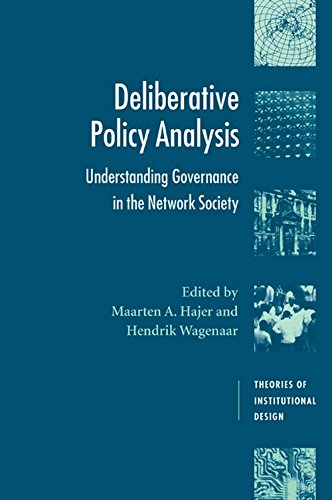 Deliberative Policy Analysis (Theories of Institutional Design)