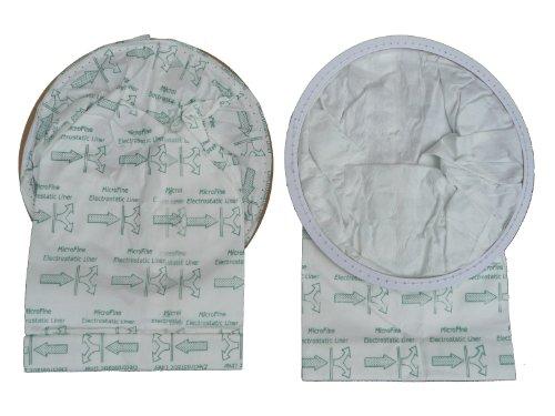 300 TriStar Compact Patriot alergia al bolsas, Miracle Mate, Airstorm, Patriot, MG1, MG2, TriStar EXL, polvo de limpieza y Cuidado para PULLMAN-HOLT mochila aspiradoras