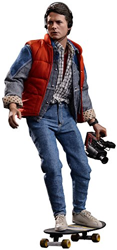 KIMERA Y FOLEY  - Figura Masterpiece Marty Mcfly, 1/6