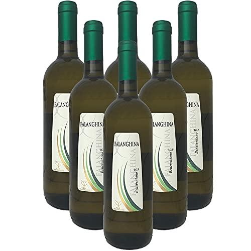 Falanghina Beneventano igp confezione 6 bottiglie | Vino Bianco | Cantine Carannante