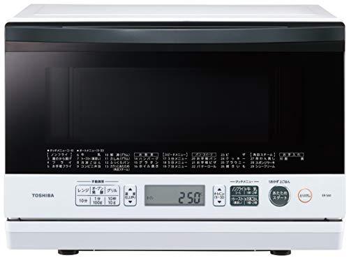 東芝 スチームオーブンレンジ 23L グランホワイトTOSHIBA 石窯ドーム ER-S60-W