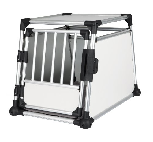 Trixie 39340 Transportbox, Aluminium