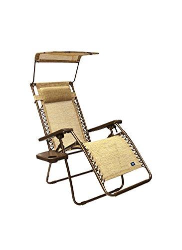 Bliss Hammocks Gravity Chair Canopy