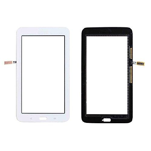 Générique Pannello Touch Screen digitalizzatore Generico Compatibile con Samsung Galaxy Tab 3 Lite 7.0 T110 T111 (Bianco)