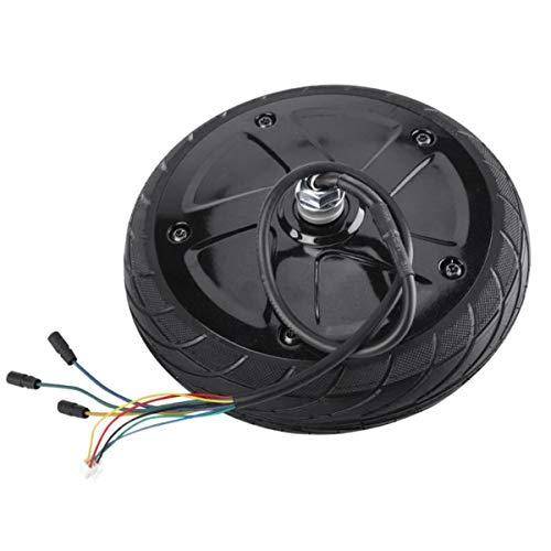Rueda de goma con motor para monopatines compatible con máquinas NINEBOT ES1 ES2 ES4