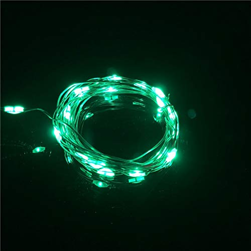 USB LED String Light Waterproof LED Copper Wire String Holiday Outdoor Fairy Light Christmas Party Wedding Decoration A3 1m10 LEDs USB