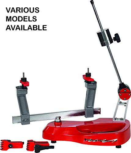 Gamma Progression 200 Stringing Machine: 360 Degree Rotation Tabletop Racquet Stringer Machines with Accessories/Racket String Tools - Strings Racquetball, Squash, Tennis or Badminton Rackets