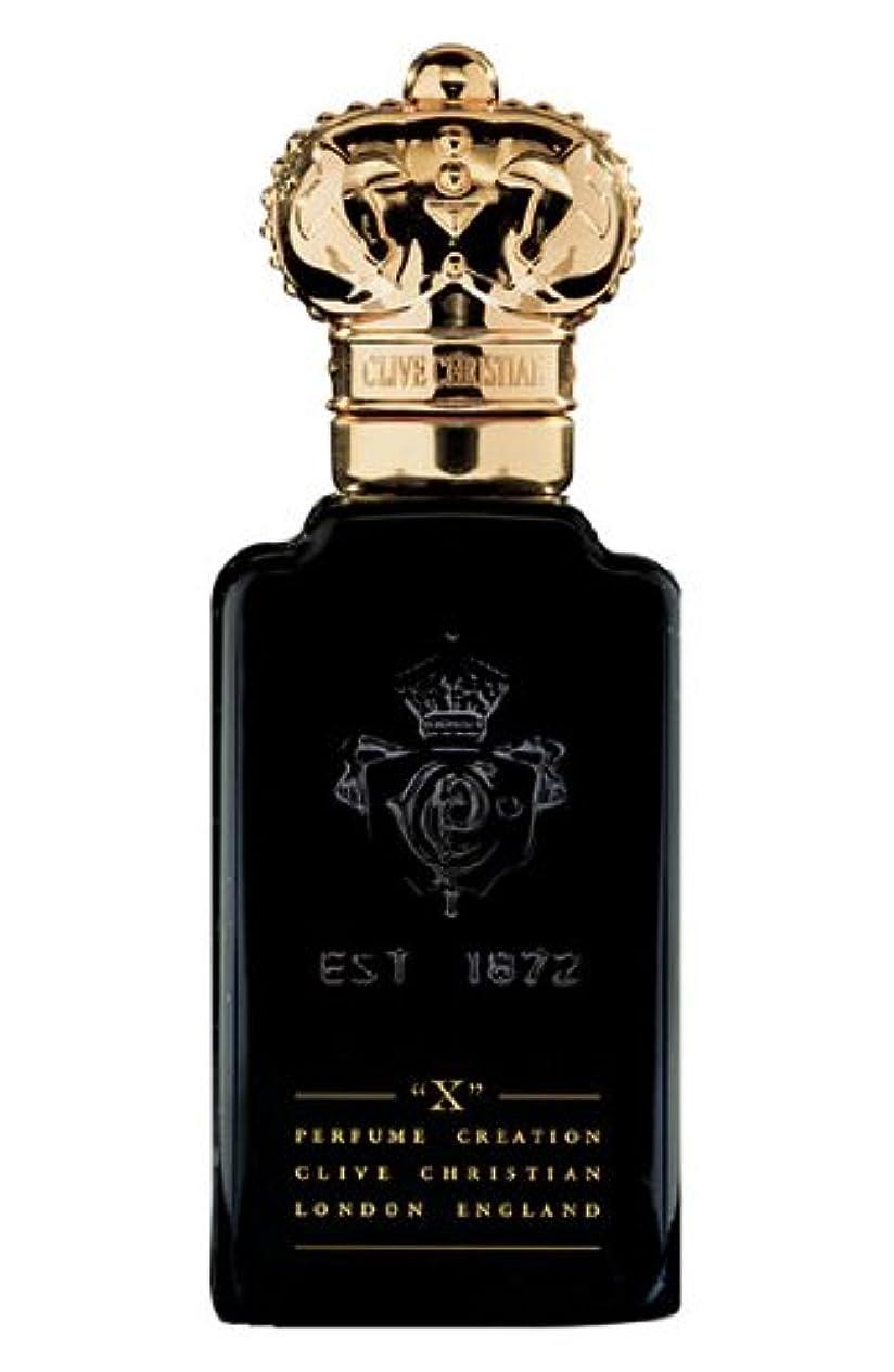 姿勢福祉Clive Christian X (クライブ クリスチャン エックス) 1.6 oz (48ml) Perfume Spray for Men