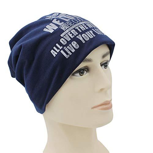 DDMCAPGorro Sombreros de Punto para Mujer Hombres cálidos...