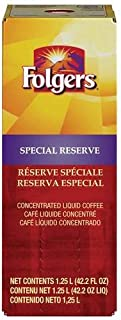 Folgers Special Reserve Coffee, 1.25 Liter -- 2 per case.