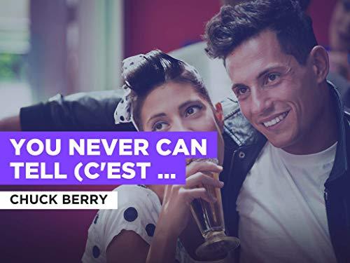 You Never Can Tell (C'est la vie) al estilo de Chuck Berry