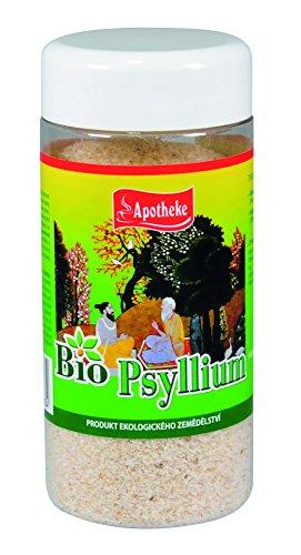 APOTHEKE Błonnik - Psyllium (łuski babki płesznik) (115g) - BIO