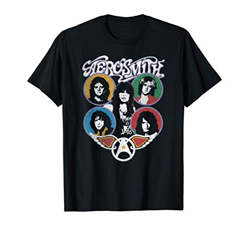 Aerosmith - Permanent Vacation Camiseta