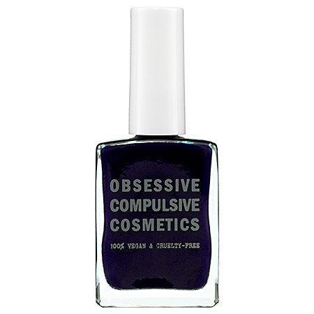 Obsessive Compulsive Cosmetics Nail Lacquer, Inky, .5 fl oz by Obsessive Compulsive Cosmetics