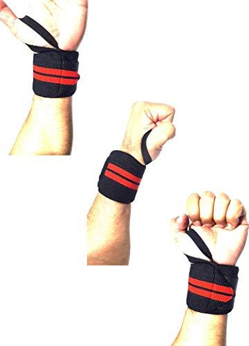 muñequeras Gimnasio, Muñequeras Deportivas Profesionales, Wrist Wraps, Wrist Support, Hombre ...