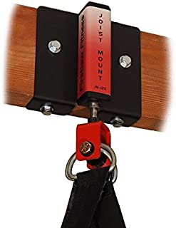 Firstlaw Fitness Joist Mount 120 - Heavy Punching Bag Hanger - for Heavy Bags up to 120 LBS - Made in The USA