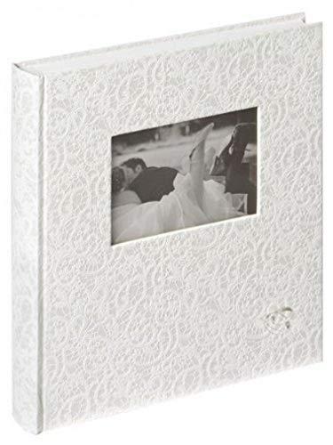 Walther Design UH-107 Album da incollare per Nozze Music, Altro, Bianco, 28 x 4.5 x 31 cm