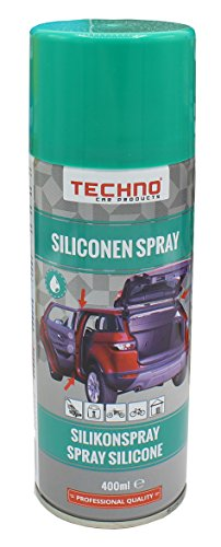 Techno Silkonspray 400 ml